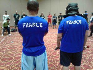 Le Team France